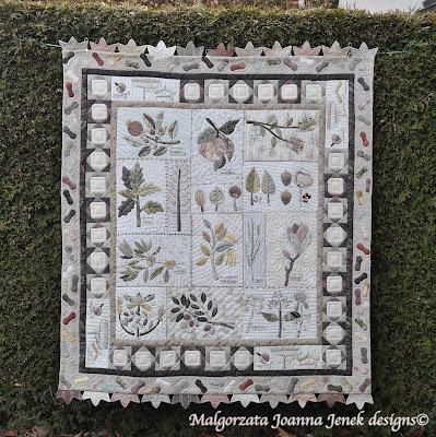 Quilt : Botanicznie… /Botanically…