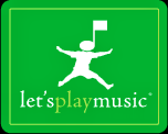 Let's Play Music Website
