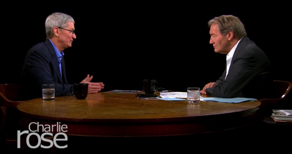 Tim Cook's Interview with Charlie Rose