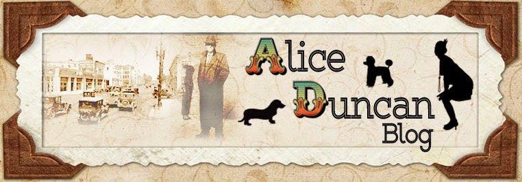Alice Duncan's Newsletter