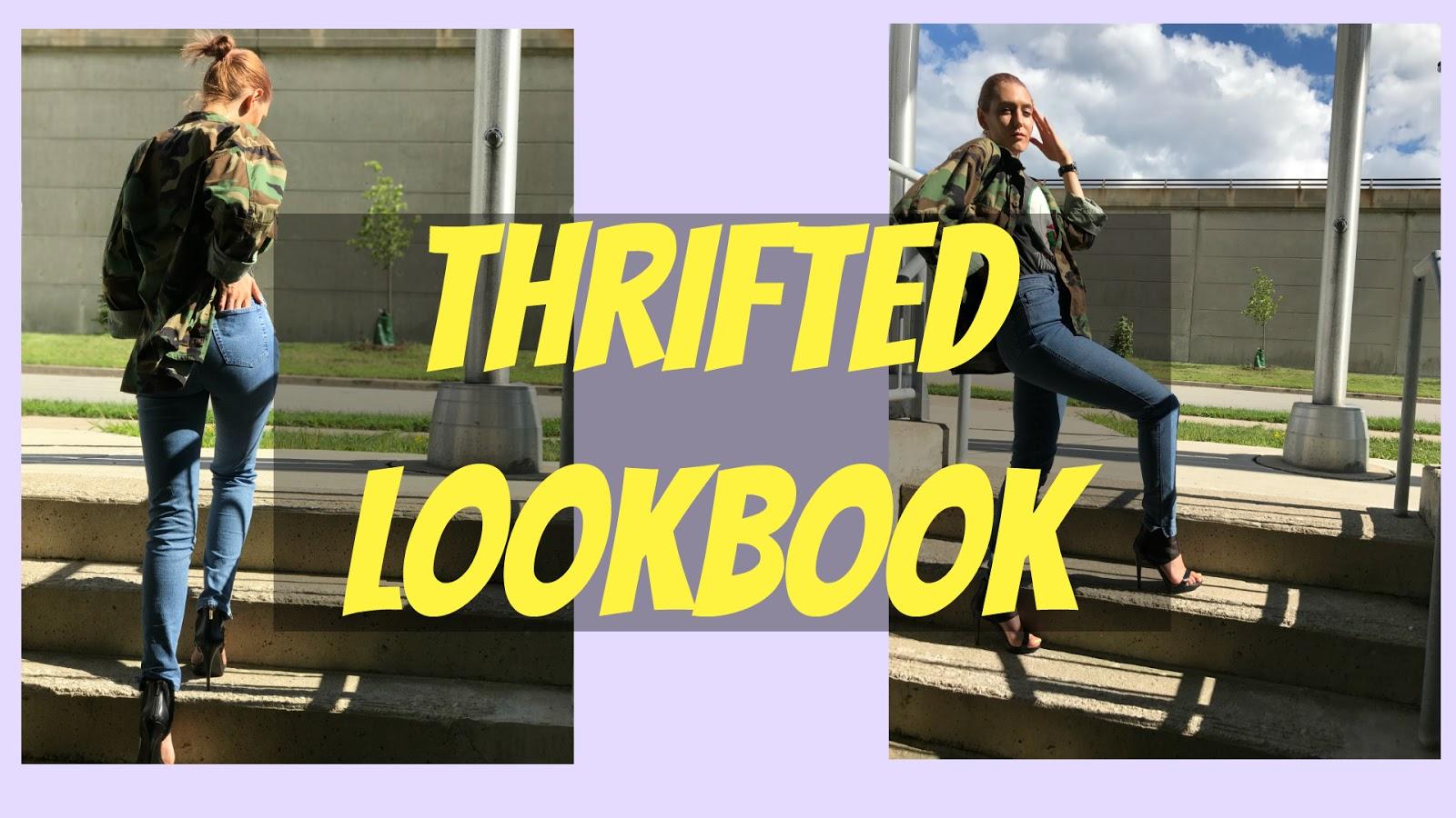 Thrifted Lookbook