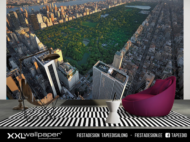 Pilttapeet XXL Wallpaper ³ #602 Central Park