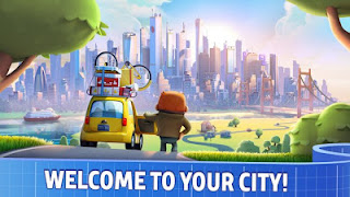 City Mania: Town Building Mod Apk 1.0.1c Money Terbaru