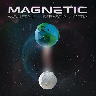 Monsta X, Sebastián Yatra - Magnetic