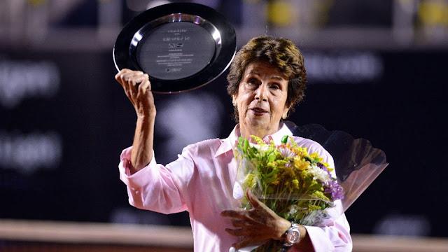 Morre Maria Esther Bueno, aos 78 anos