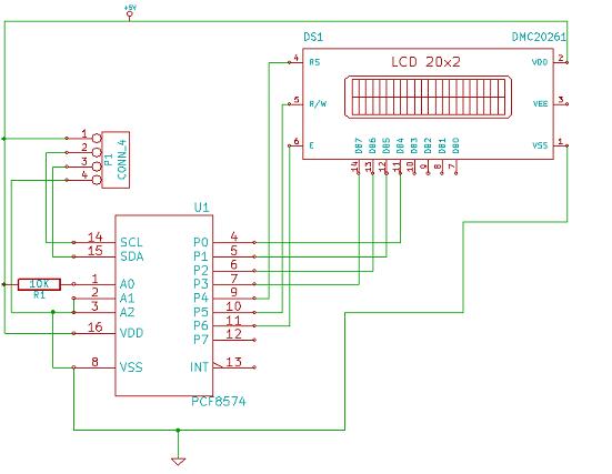 Sainsmart 16x2 I2C lcd - Raspberry Pi Forums