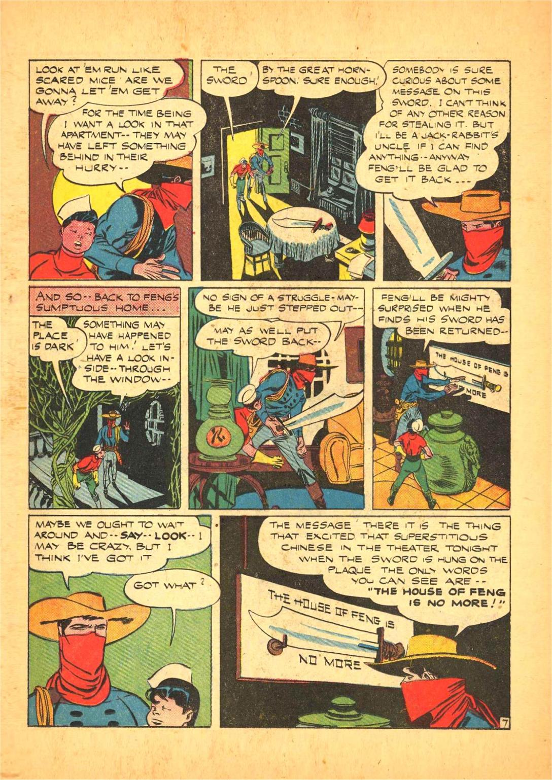 Read online Action Comics (1938) comic -  Issue #66 - 22