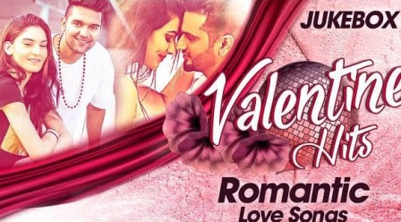 Valentine Hits - Punjabi Romantic Love Songs 2016