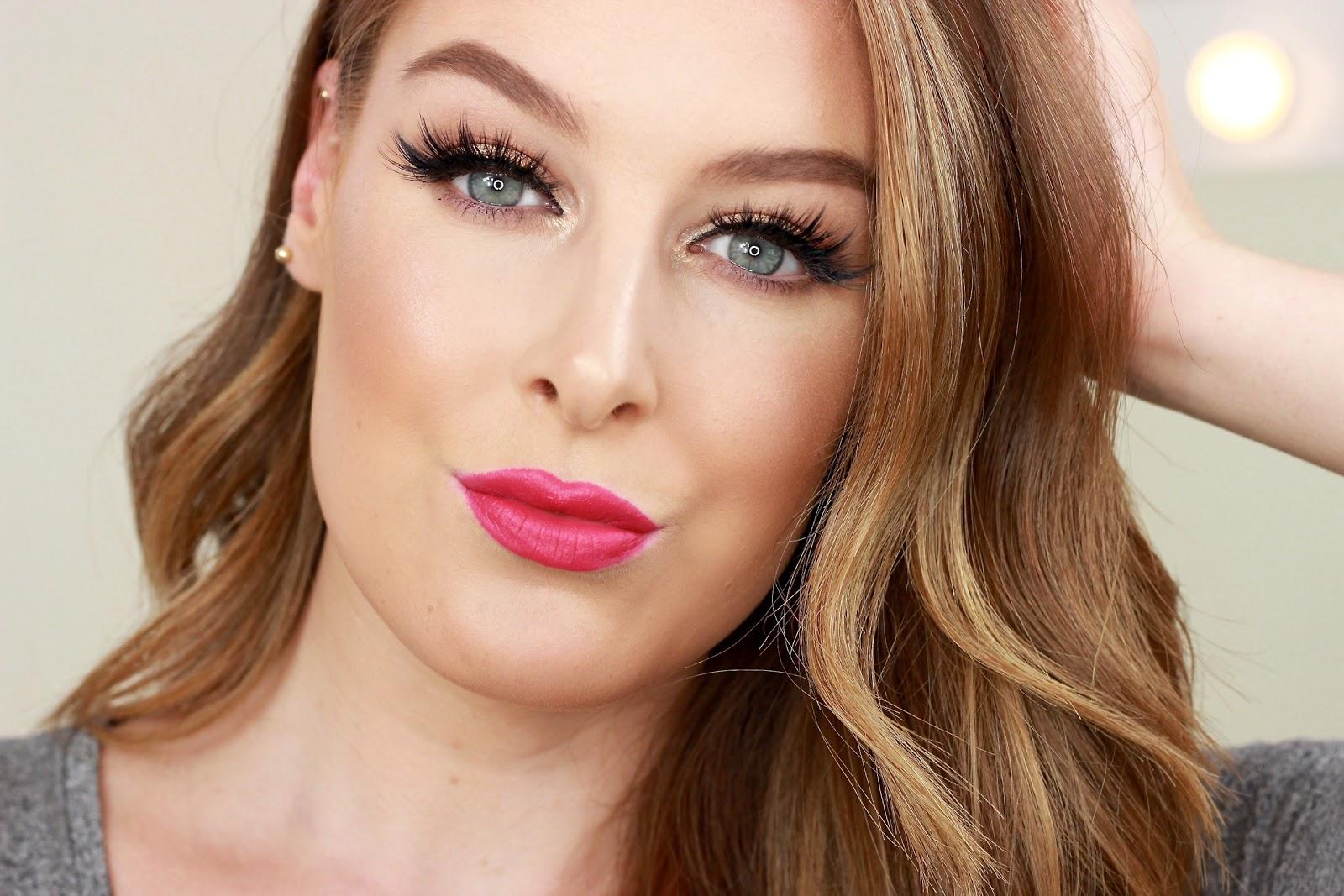 Easy Glam Makeup Tutorial