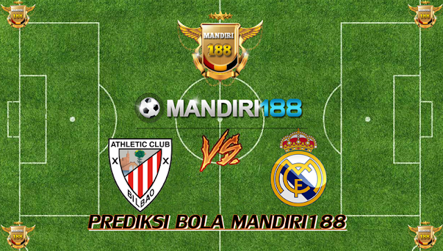 AGEN BOLA - Prediksi Athletic Bilbao vs Real Madrid 3 Desember 2017