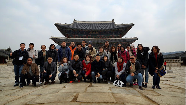 Incentive tour to Korea!! (KOREA E TOUR)