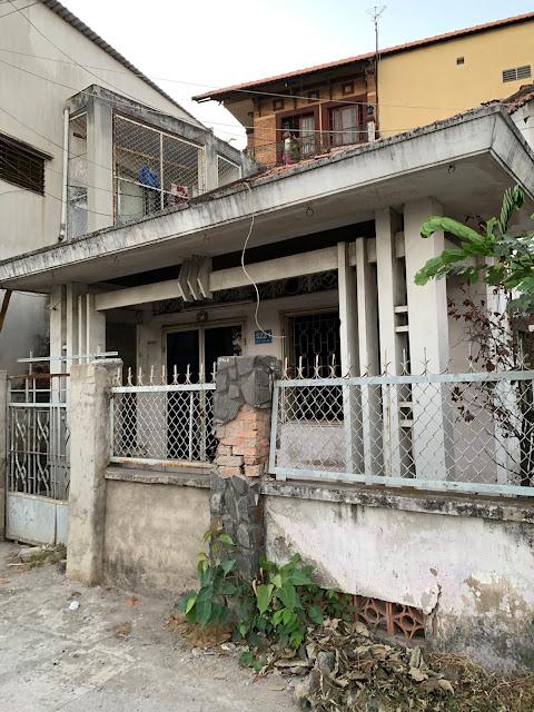 Bán nhà ngay chợ Đồn Bửu Hòa đường Bùi Hữu Nghĩa, Phường Bửu Hòa 74mv (CYNT)