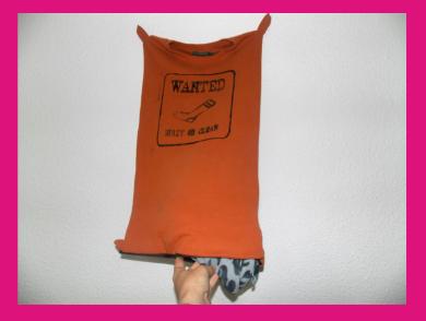 Bolsa para la ropa sucia