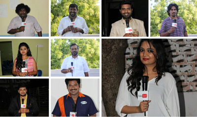 Your favorite celebrities are wishing you a Happy Tamil New Year through Tubetamil.com