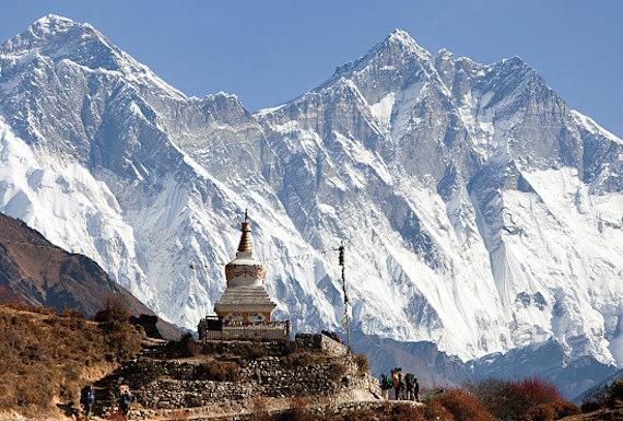 Hantu Misterius di Himalaya