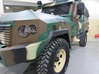 B7 Armoring - Tygra