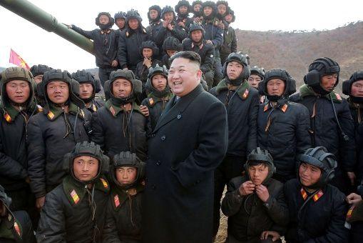 Corea del Norte amenaza con actuar ante provocación de EE.UU.
