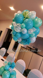 Balloon Topiary Tree