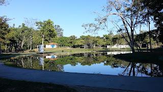 lago -  Lagoa Termas Parque