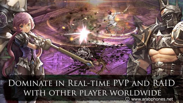 تحميل لعبة الحرب والاكشن Shadowblood apk مجانا للاندرويد