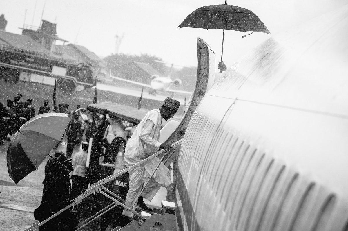 Image result for Plateau killings: Buhari leaves Calabar for Jos