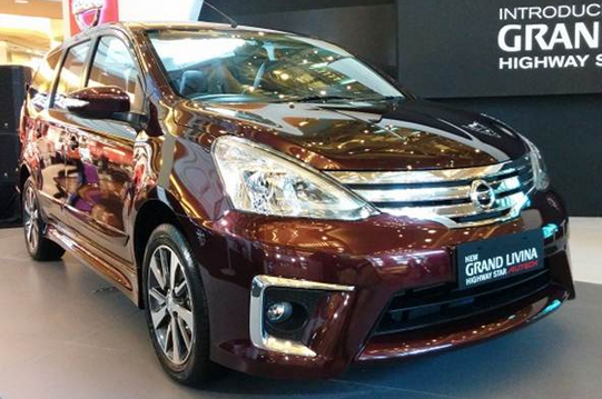 Mobil All New Nissan Grand Livina Tulungagung
