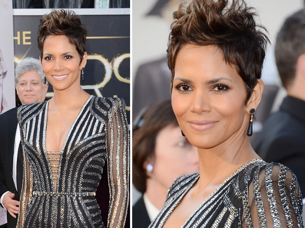 Óscares 2013 | Looks | Halle Berry