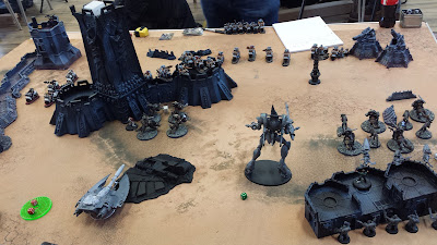 Warhammer 40K Space Wolves Marines Wolf Pelts Storm Bolters Guns x 10 C V3 C
