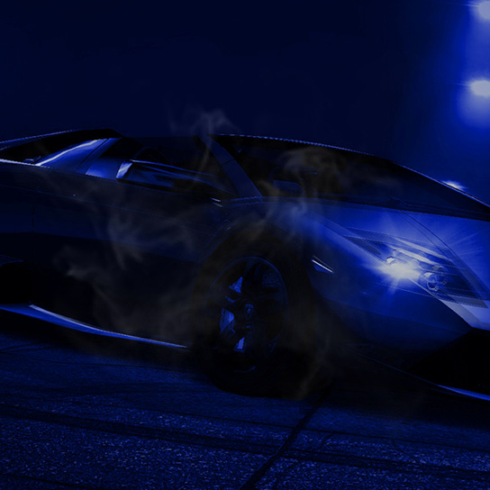 Blue Lamborghini Wallpaper Engine