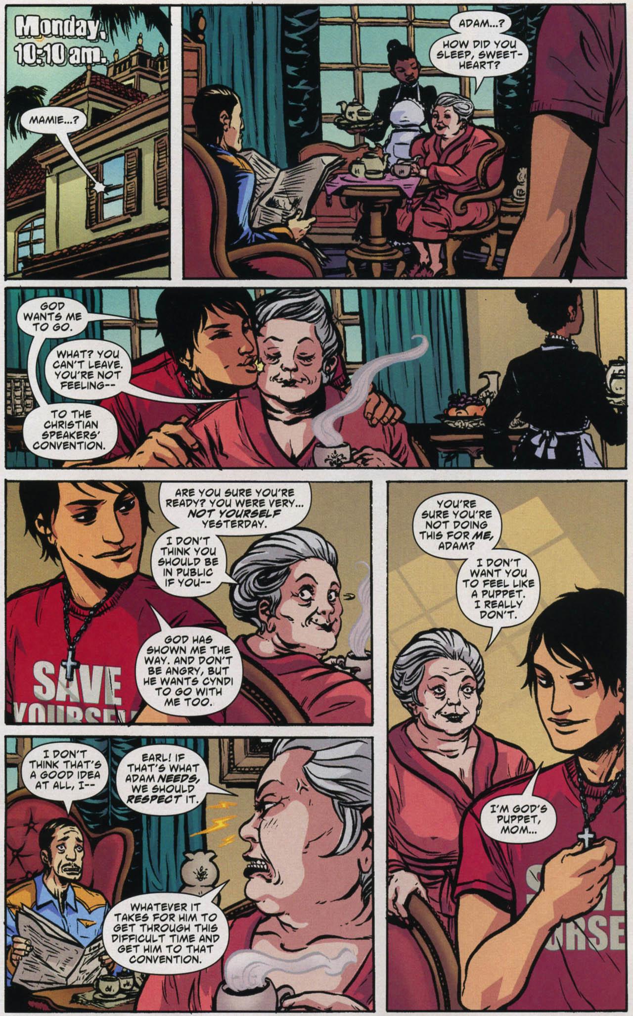 Read online American Virgin comic -  Issue #5 - 23