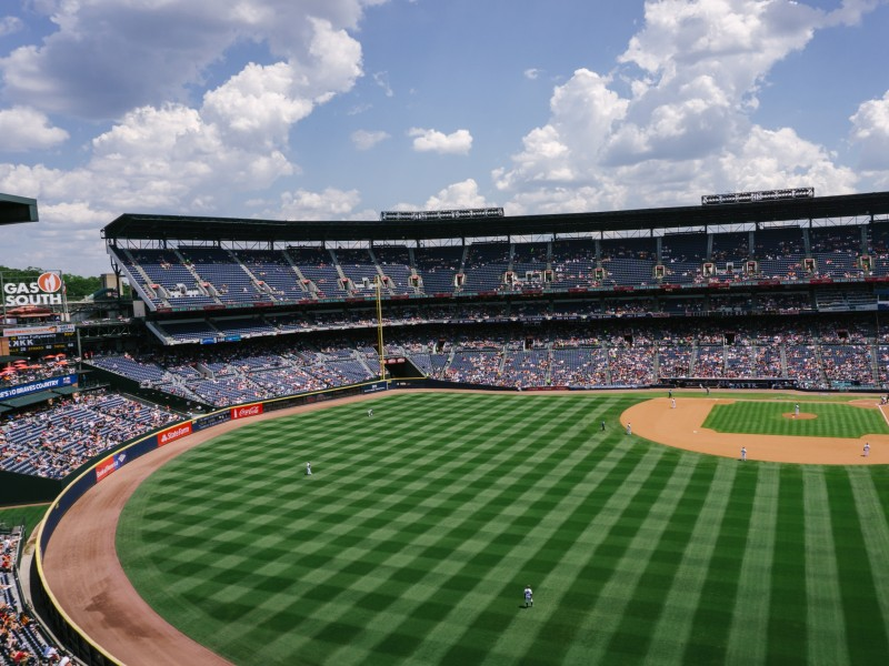 Download Populous Baseball Field HD wallpaper. Click Visit page Button for More Images.