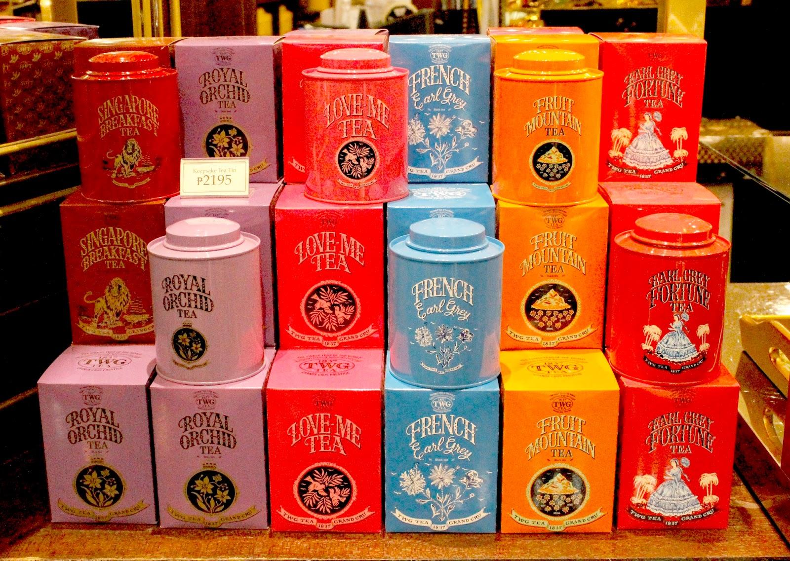 「twg tea singapore」の画像検索結果