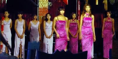 Yangon City Show Girls