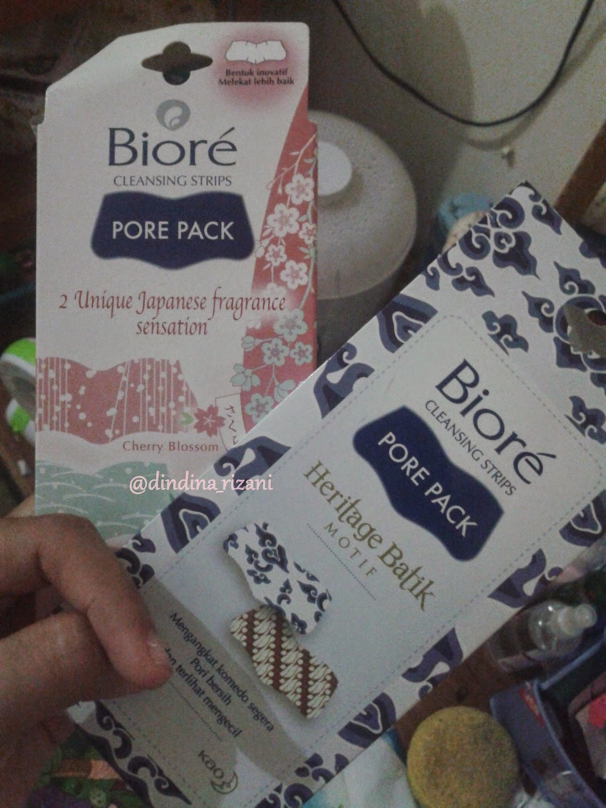 Biore Pore Pack (Review)