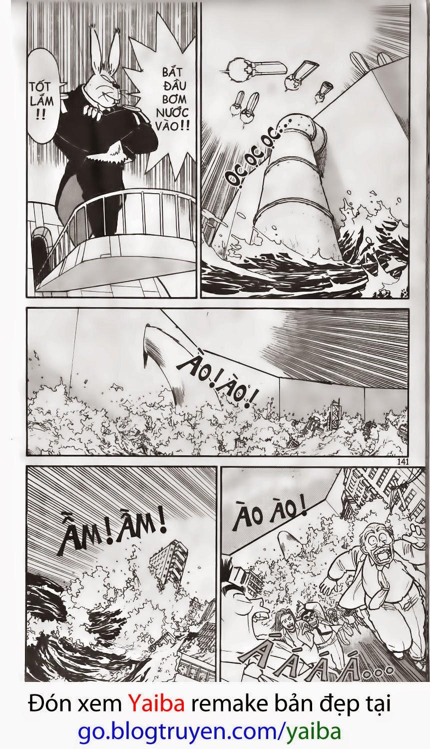 Yaiba chap 129 trang 16