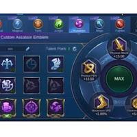 Tips Menaikkan Emblem di Mobile Legends Sampai Level Max