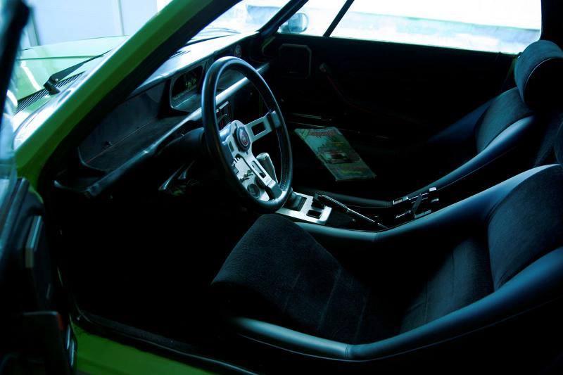 Club Scuderia Italiana Fiat X1 9 1975 Fiat Abarth X1 9