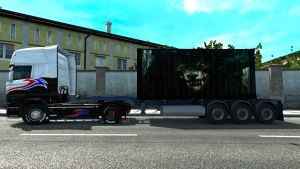 Monsters Container pack trailers