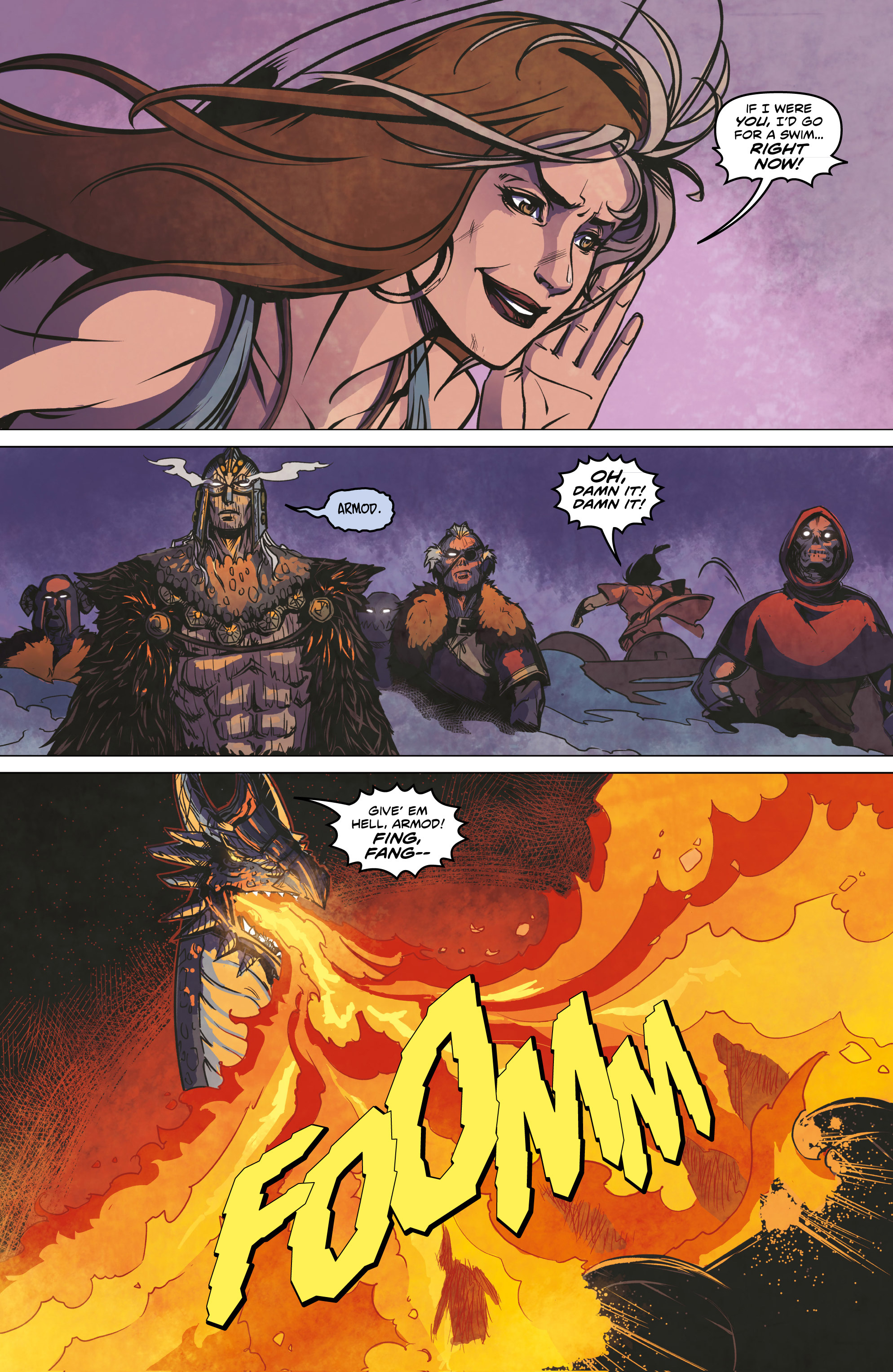 Read online Rogues! (2014) comic -  Issue #4 - 24