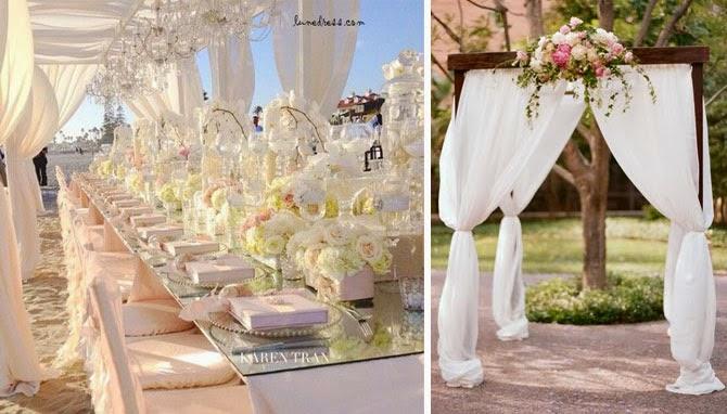 Handcraftmarie Unsere Hochzeitsdeko