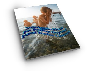 Swim Lesson Plans For Teaching Beyond Parent Teacher Classes Cover Image