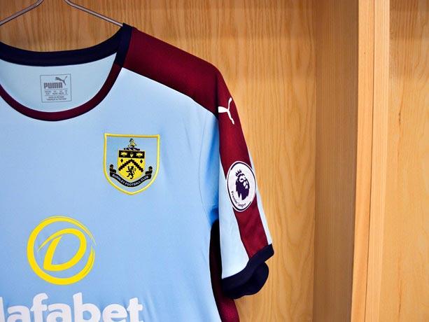 Burnley 16-17 Away Kit Released - Footy Headlines