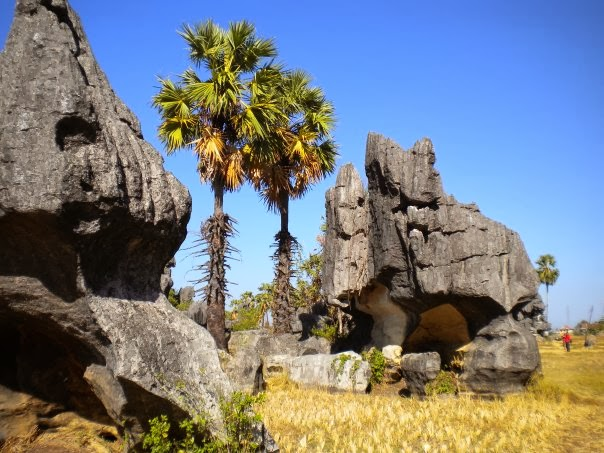 Keindahan Destinasi Alam Rammang-Rammang Maros