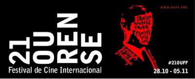 21ª edición Festival de Cine Internacional de Ourense - OUFF