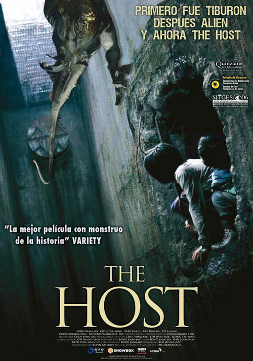 The Host (2006) Dual Audio Hindi 400MB BluRay 480p Free Download