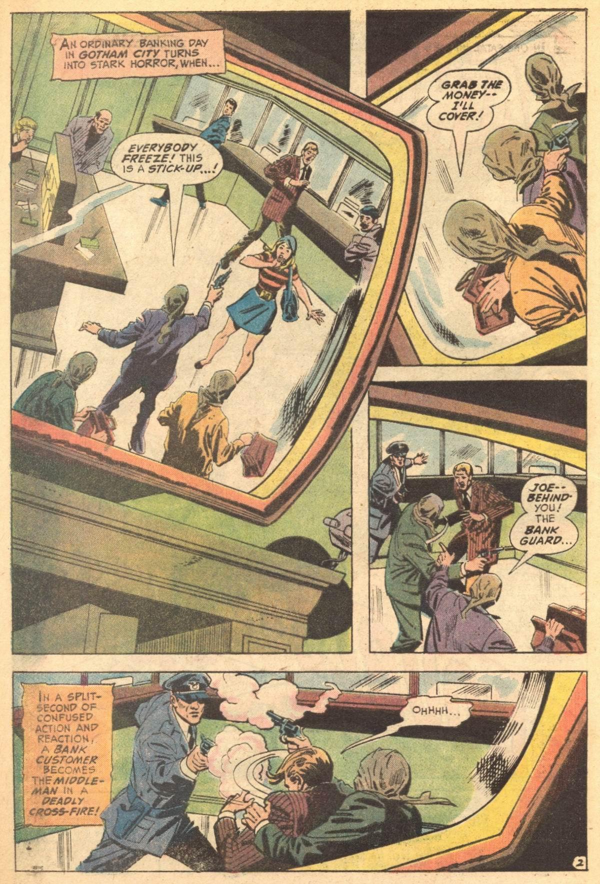 Detective Comics (1937) 424 Page 3