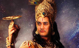 mahabharat movie cast aamir khan bhagwan krishana