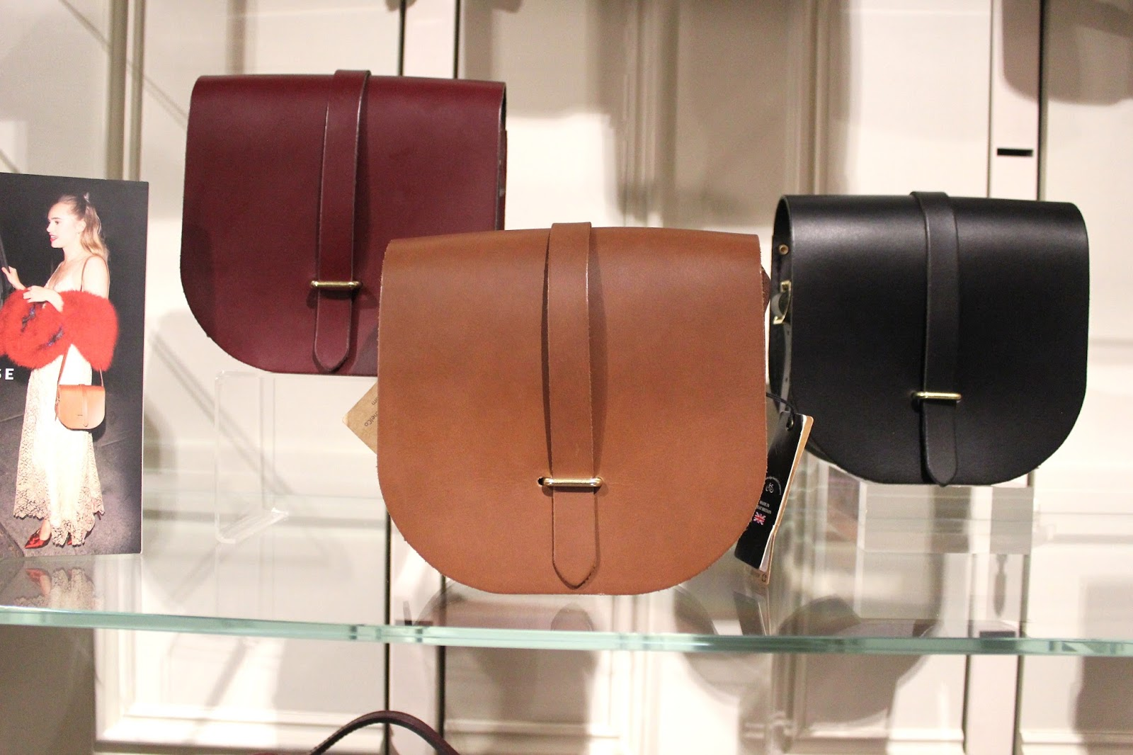 Georgie Minter-Brown: What's New At The Cambridge Satchel Company
