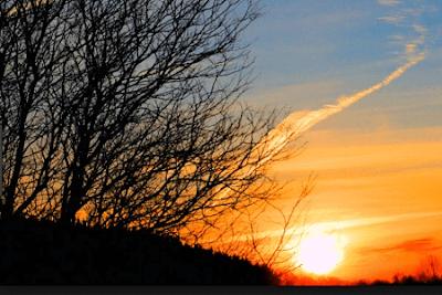 Kumpulan Puisi Pendek Senja Sore yang Indah Dan Inspiratif