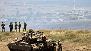 إسرائيل تقصف الجولان السورية وروسيا تنشر قواتها في الهضبة